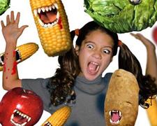 дети часто боятся есть новые продукты