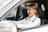 паническая атака в автомобиле