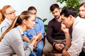 групповая терапия - отличный способ победить иремофобию