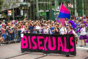 Бисексуальные сообщества и бинаризм
