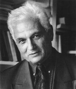 Жак Деррида – французский философ