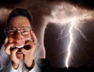 Фобия при испытании электрического шока