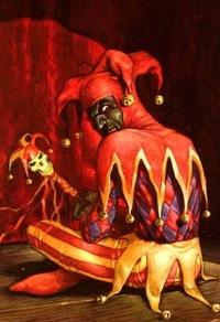 шут - прародитель современного клоуна