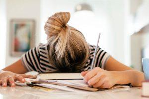 из-за графофобии школьники не могут выполнять письменные задания