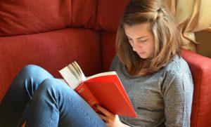 чтение книг про объект страха помогает вылечить фобию