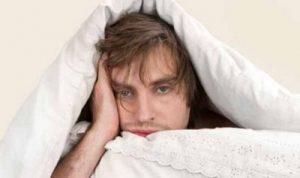 страхи и тревожные события мешают заснуть
