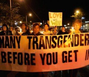 Трансгендерная молодежь