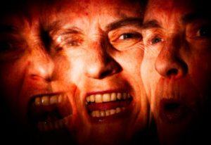 сильный стресс из-за фобии