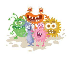 многие люди ассоциируют клиники с микробами