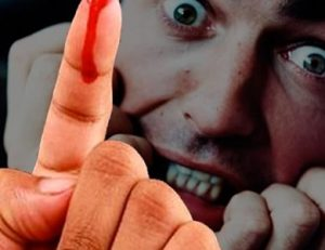 многие люди боятся крови