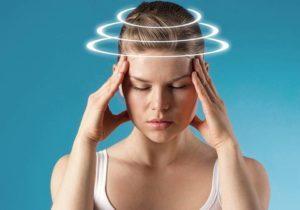 головокружение - симптом фобии