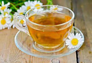 чай с ромашкой против стресса