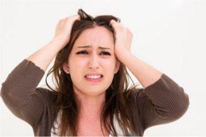 фобия возникает на фоне тревожности и чувства вины