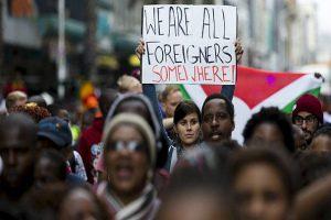 коллективной ксенофобия