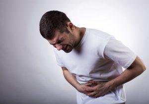 расстройство желудка может быть проявлением страха