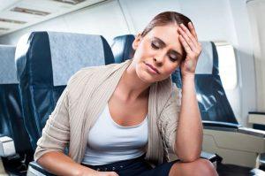 гипоксия в самолете