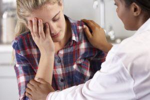 специфическая фобия наблюдается у подавляющего числа подростков