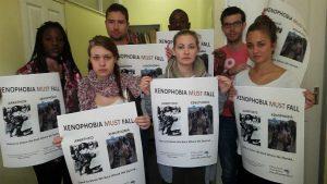 расовая дискриминация и ксенофобия