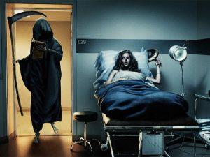 страх смерти - один из самых сильных