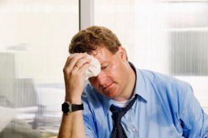 повышенное потоотделение - симптом расстройства
