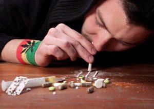 наркоманию сопровождают психические расстройства
