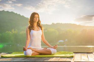 медитация помогает преодолеть фобию