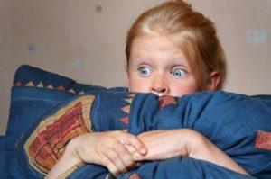 тревожные дети хуже спят по ночам