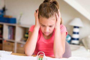 паническим расстройствам у детей сопутствуют депрессии