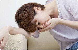 Изменения вызываемые нервной анарексией