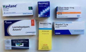 бензодиазепинамы