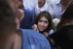 женщины чаще подвержены паническим атакам