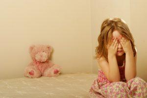 тревожное расстройство у ребенка
