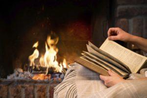 чтение книг избавляет от беспокойства