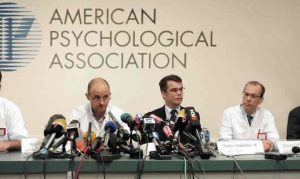 американская ассоциация спихологов
