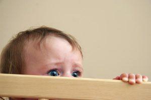 страх у малыша