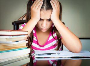 трудности с учебой из-за нейролепсии