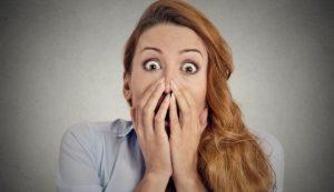 страх может появляться при мысли о посещении стоматолога