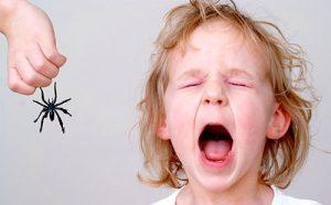 фобии формируются в детстве