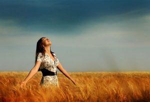 наслаждение моментом снимает тревогу