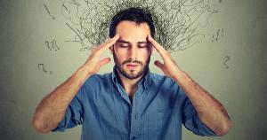 стресс вызывают мысли