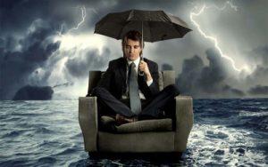 тревога позволяет защищаться от опасности