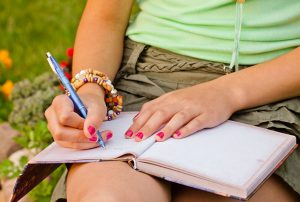 ведение дневника помогает устранить фобии