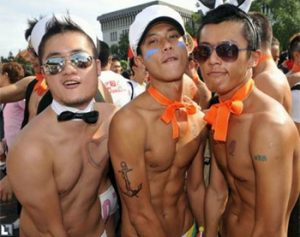 Парни гомосексуалисты