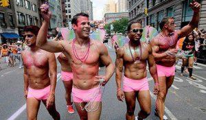 Распространение гомофобии