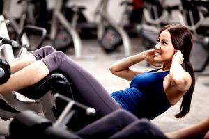 физические упражнения снимают приступы тревоги