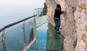 страх высоты - распространенная фобия