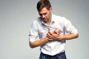 сердечный приступ - признак паники
