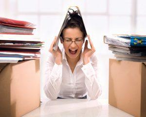 страх мешает работе