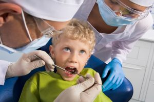 фобия может развиться в детстве