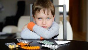 лекарственная терапия у детей